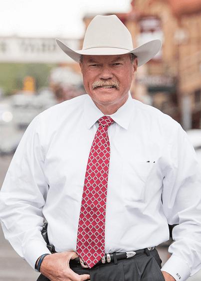 Sheriff Bill Waybourn<br> Tarrant County
