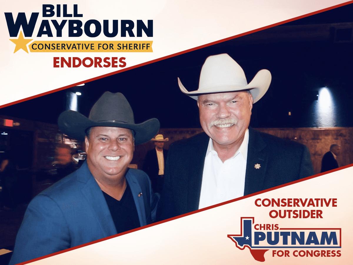 Tarrant County Sheriff endorses challenger to Kay Granger.